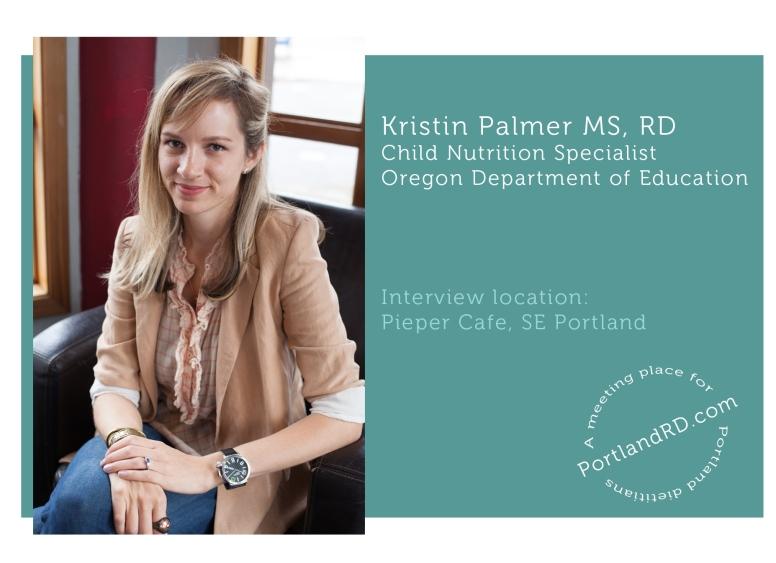 Kristin Palmer MS, RD